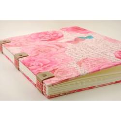Grand carnet d'artiste 25cm20cm papier à dessin 220g