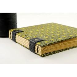 Journal de voyage carré ou format A5
