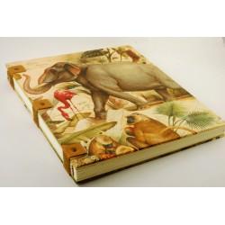 Grand carnet d'artiste 25cmx21cm papier à dessin 220g